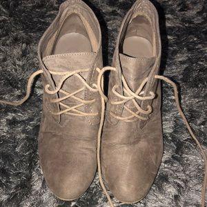 Brown Booties